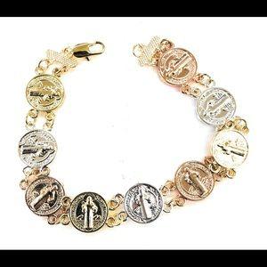 Jewelry - San Benito Bracelet Gold Plated